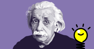 誰かの為に生きてこそ、人生には価値がある!天才アインシュタインの名言