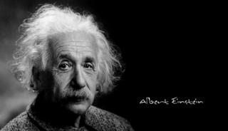 天才!アインシュタインの名言